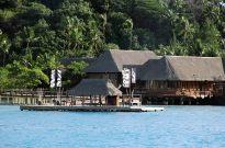 Resort do Orient Express, Bora Bora