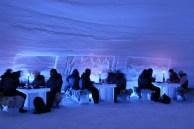 Restaurante de gelo, Finlândia