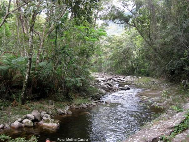 Riachos cortam a Chapada Diamantina, na Bahia