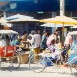 Rickshaw em Bangkok