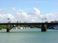 Rio Guadalquivir, Sevilha, Espanha