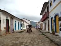 Rua em Paraty