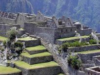 Machu Picchu, no Peru, o mais importante sítio arqueológico das Américas