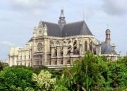 Saint-Eustache, Les Halles, Paris