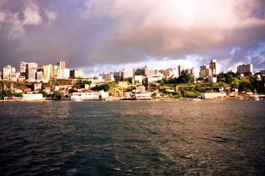 Salvador, Estado da Bahia