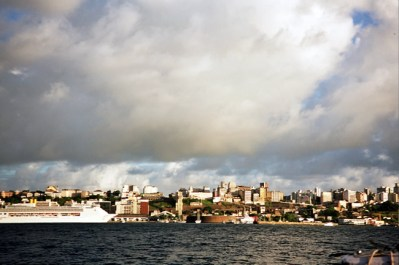 Salvador, panorâmica