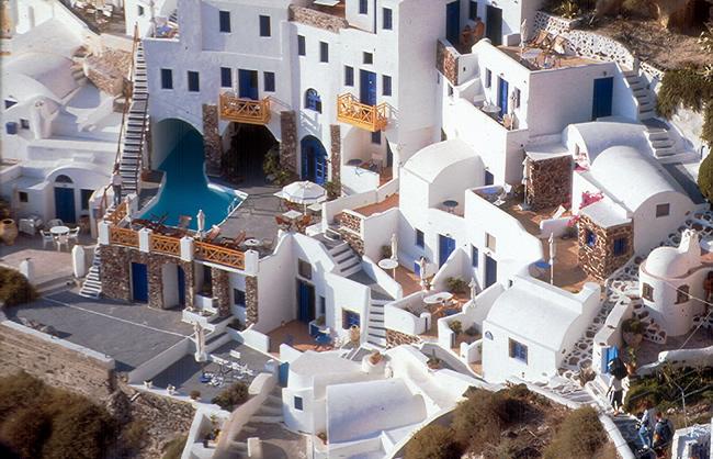 Santorini, Grécia