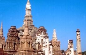 Shukotai, Tailândia