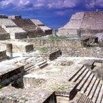 Teotihucán, no México