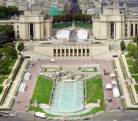Trocadero, Paris