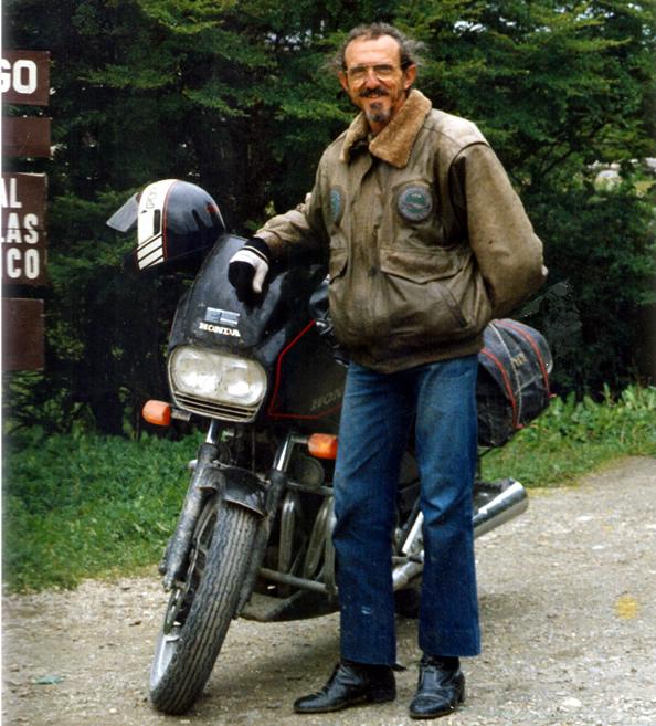 Viagem de moto pela Argentina