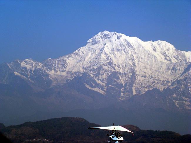 Himalaia, Pokhara, Nepal