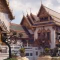 Wat Pra Keo, o maiore conjunto de templos da Tailândia