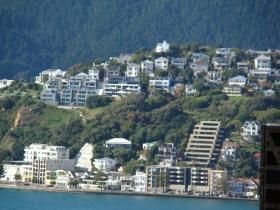 Wellington, Nova Zelândia, South Island