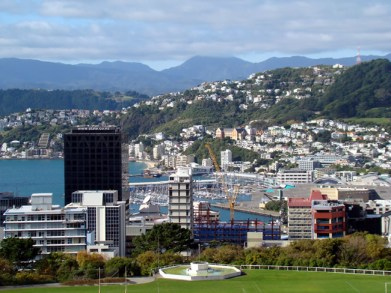 Wellington, North Island, New Zealand