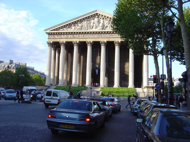Igreja de la Madeleine, Paris