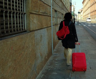 Rumo ao hotel - foto: Emiliano CC