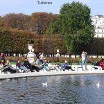 Jardin de Tuilleries