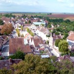 Cidade medieval de Provins, França