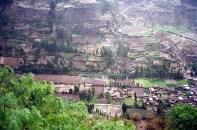 Aldeia no Vale del Colca, Peru