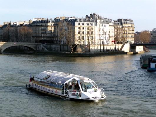 Bateaux-mouche no Sena