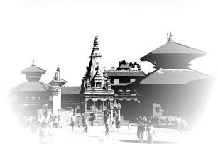 Bhaktapur anos 80