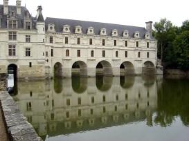 Castelo de Chenonceau, Loire, França