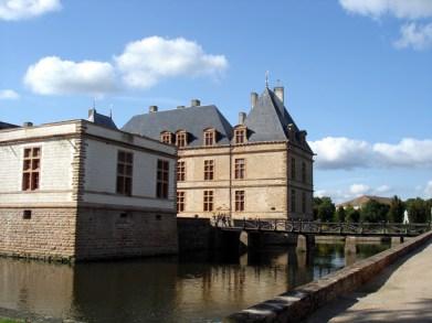 Chateaux de Cormatin, Bourgogne, France