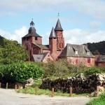 Collonges la Rouge, no Limousin, France