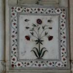 Mosaico em pedras, Red Fort