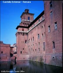 Castelo Estense em Ferrara