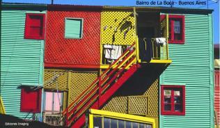 La Boca, Buenos Aires, um bairro colorido