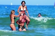 Verão no mar Adriático, Itália