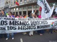 Parada Gay em Buenos, Aires