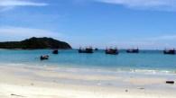 Phi Phi Islands, no sul da Tailândia