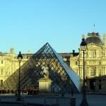 Pirâmide do Louvre, Paris