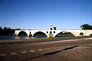 Ponte de Avignon, França