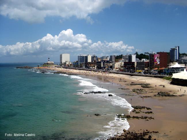 Praia, Salvador, Bahia