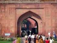 Red Fort em Delhi
