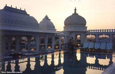 Udaipur, a cidade branca, Índia