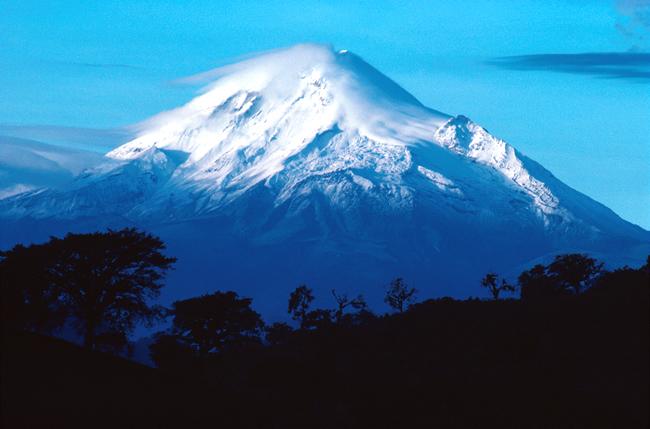 Vulcão, México