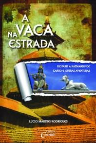Capa do livro A Vaca na Estrada