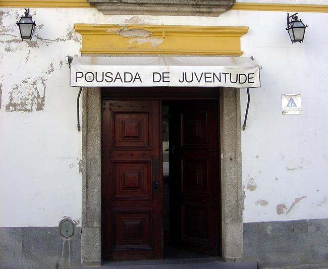 Albergue da Juventude, Évora, Portugal