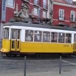 Bonde em Alfama, Lisboa
