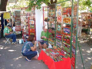 Buenos Aires, feira de San Telmo