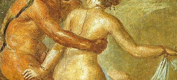Gabinetto Segretto, Museu Arqueológico de Nápoles, na Itália