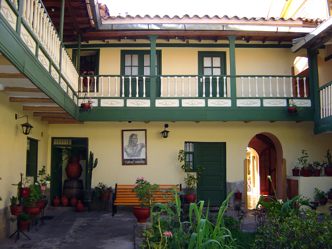 Hotel em Cusco, Peru