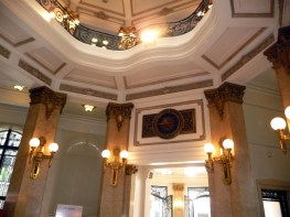 Interior do Centro Cultural do Banco do Brasil