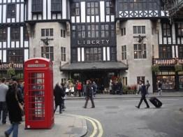 Londres, loja Liberty