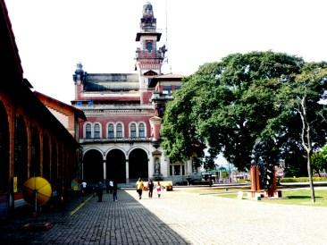 Palácio das Indústrias, hoje Centro Cultural Catavento